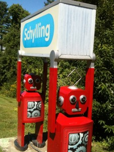 Schylling robots